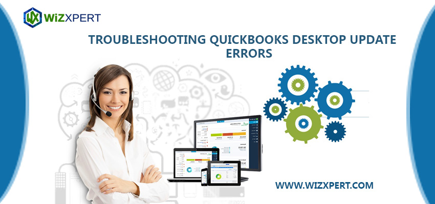 Troubleshooting QuickBooks Desktop Update Errors