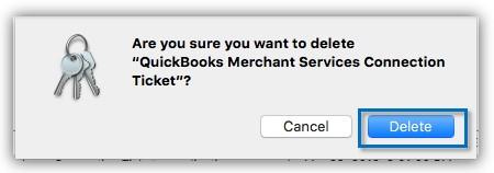 Disable QuickBooks Merchant Services