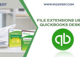 File Extensions used in QuickBooks Desktop