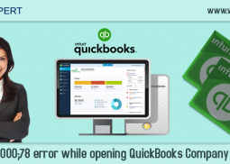 Fix -6000,-78 error while opening QuickBooks Company Files.