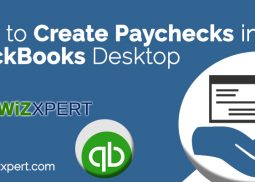 How to Create a Paychecks in QuickBooks Desktop?