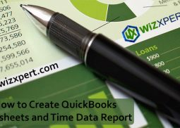 How to Create QuickBooks Timesheets and Time Data Report