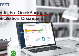 QuickBooks Reconciliation Discrepancy