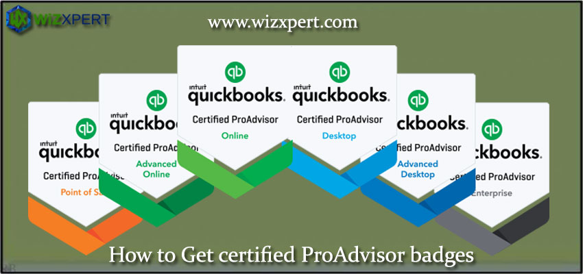 How to Get certified ProAdvisor badges