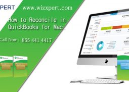 How to Reconcile in QuickBooks for Mac.