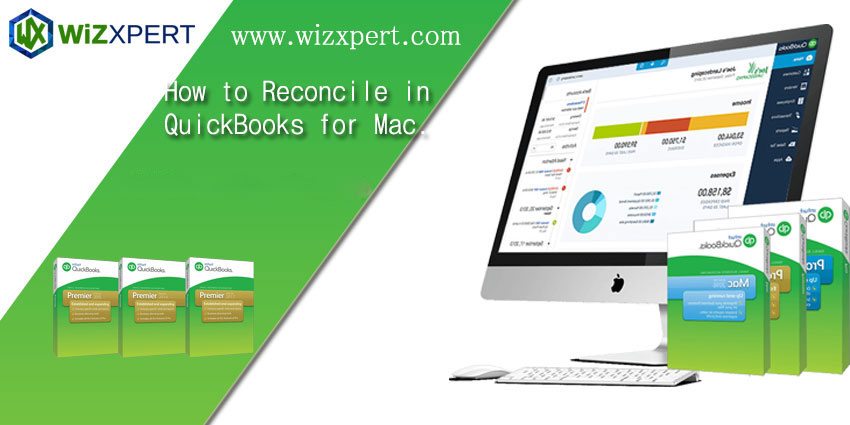 How to Reconcile in QuickBooks for Mac Operating System