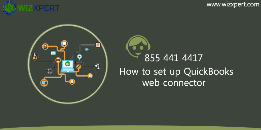 How to set up QuickBooks web connector