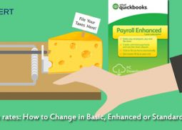 SUI tax rates: How to Change in Basic, Enhanced or Standard Payroll
