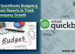 Using QuickBooks Budgets & Forecast Reports to Track Company Growth