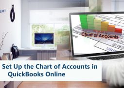 Set Up Chart of Accounts in QuickBooks Online?