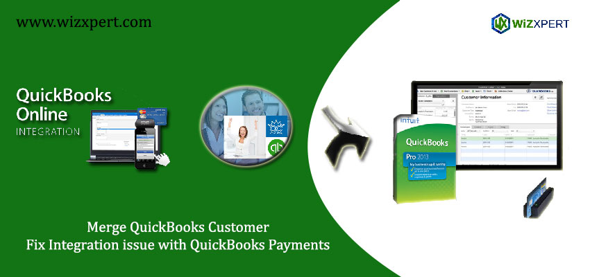 Merge QuickBooksCustomer: Fix Integration issue with QuickBooks Payments
