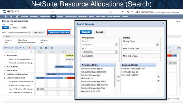 Netsuite; Quickbooks alternative