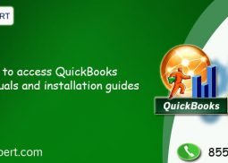 How to Access QuickBooks User Manuals and Installation Guides