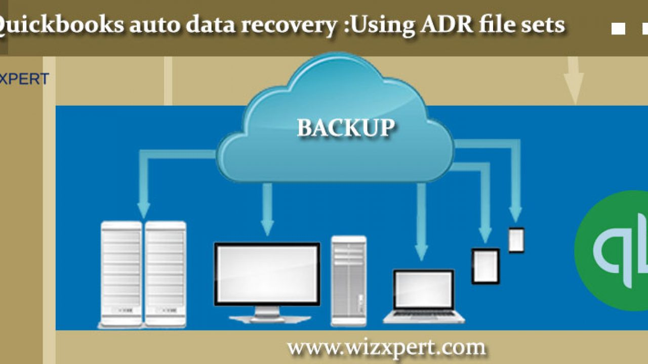 Recover Lost Data Using QuickBooks Auto Data Recovery