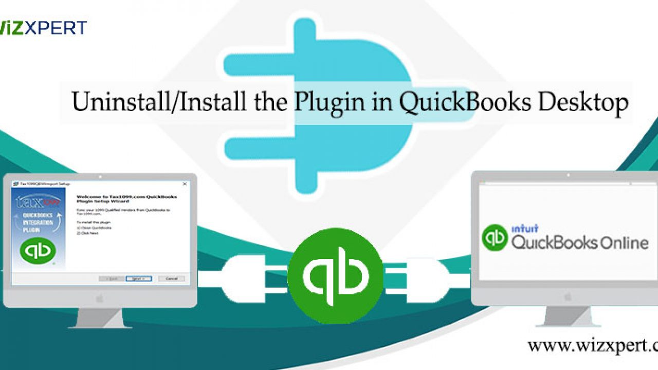 How to install/uninstall the plugin in QuickBooks | Tips-QB Support