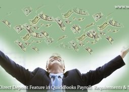 Activate Direct Deposit Feature in QuickBooks Payroll: Requirements & Sign up