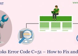QuickBooks Error Code C=51 - How to Fix and Recover