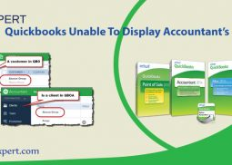 Quickbooks Unable To Display Accountant's Changes