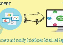 How to create and modify QuickBooks Scheduled Reports?