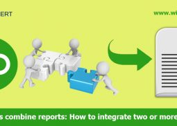 Combine QuickBooks reports: How to integrate two or more data files?