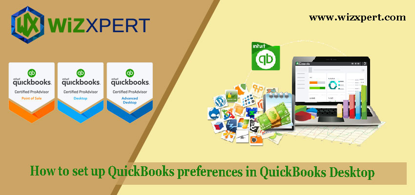 How to set up QuickBooks preferences in QuickBooks Desktop?