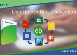 QuickBooks Data Conversion