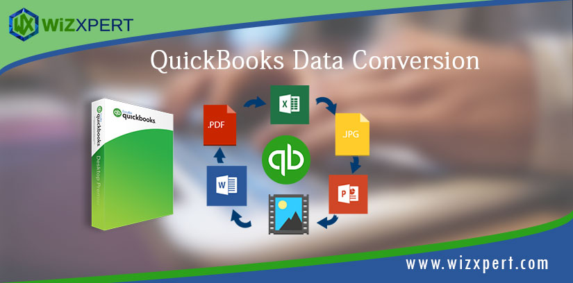 convert your data from another program with the QuickBooks Conversion Tool