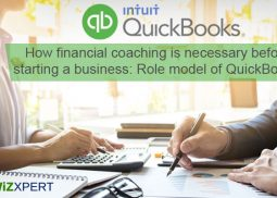 How financial coaching is necessary before starting a business: Role model of QuickBooks
