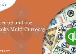 How to set up and use QuickBooks Multi-Currency Feature