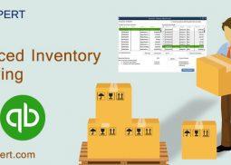 QuickBooks Enhanced Inventory Receiving