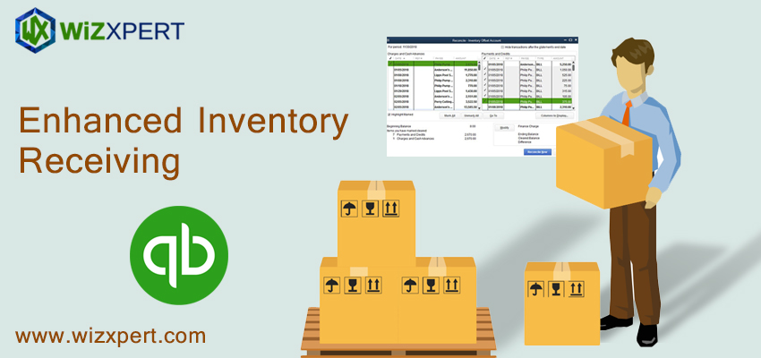 enhanced inventory receiving