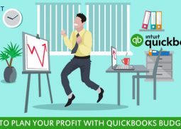 How to plan your profit with QuickBooks budgeting?
