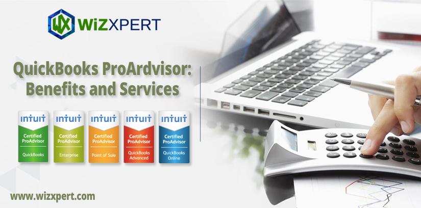 QuickBooks ProAdvisor: Benefits and Services