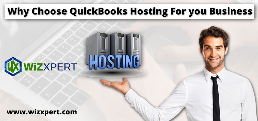 Why Choose QuickBooks Hosting For you Business