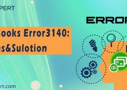 QuickBooks Error 3140: Reasons & solution
