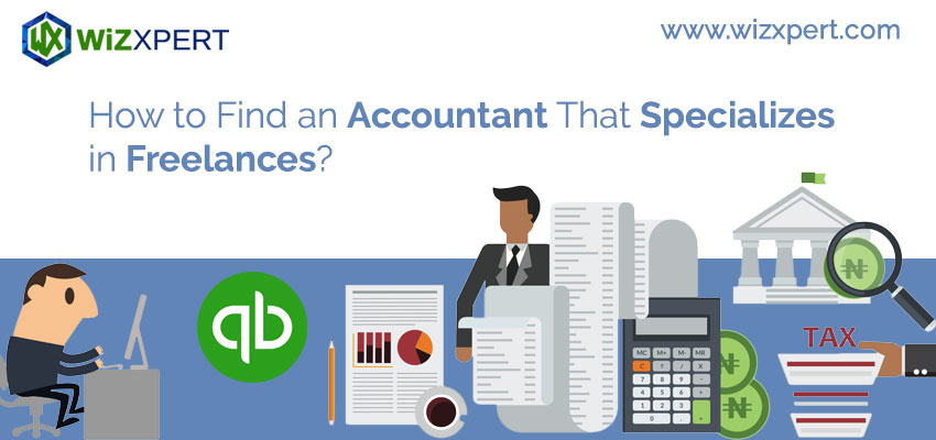 How to Find an Accountant That Specializes in Freelances?