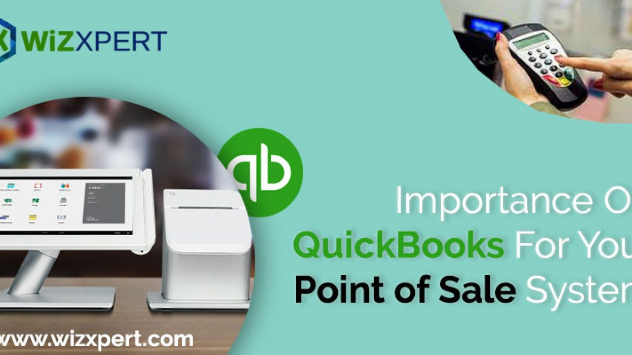 QuickBooks Point of sale Review: Understand the Importance POS