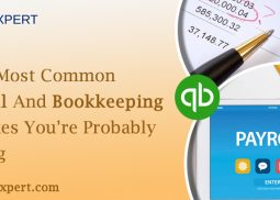 10 Most Common Payroll And Bookkeeping Mistakes You're Probably Making