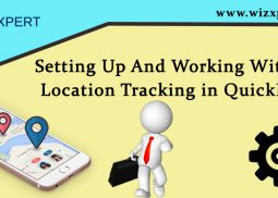 Setting Up And Working With Location Tracking in QuickBooks