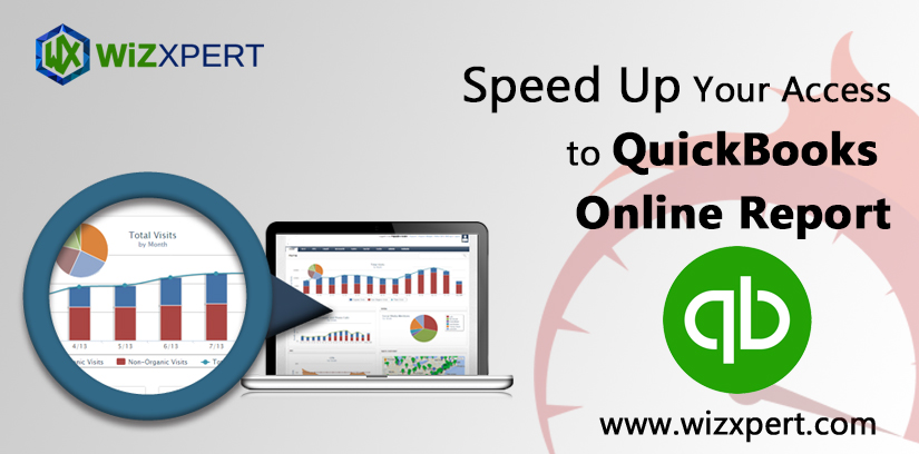 Speed Up Your Access to QuickBooks Online Report