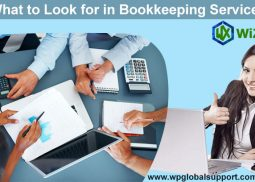 What to Look for in Bookkeeping Services
