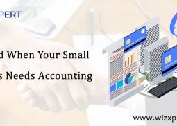 Why And When Your Small Business Needs Accounting Service