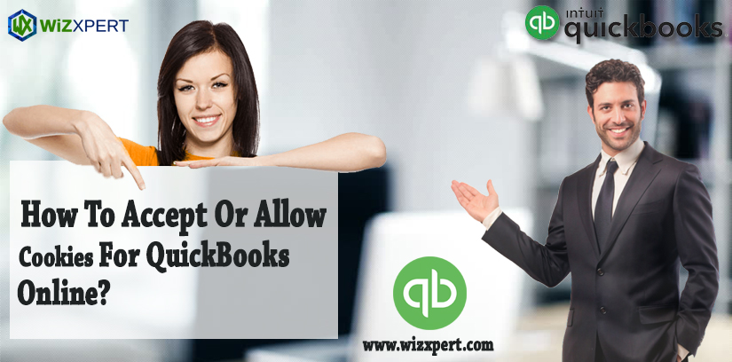 How To Accept Or Allow Cookies For QuickBooks Online?