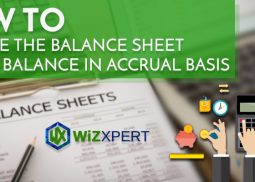 How To Resolve The Balance Sheet Out Of Balance In Accrual Basis