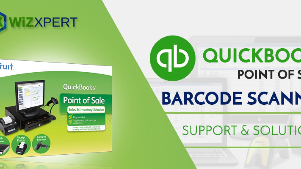 QuickBooks Point of Sale Barcode Scanner: Benefits With Its