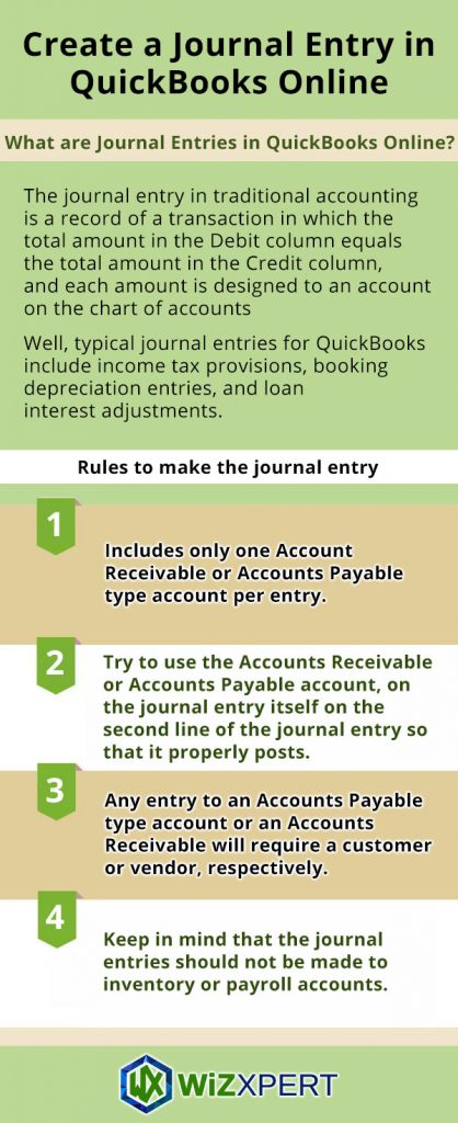 Create-a-Journal-Entry-in-QuickBooks-Online-infographic