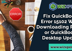 Fix QuickBooks Error 15102 When Downloading Payroll or QuickBooks Desktop Update