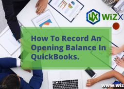 How To Record An Opening Balance In QuickBooks?