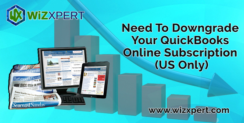 Need To Downgrade Your QuickBooks Online Subscription US Only