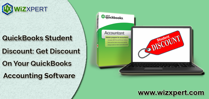 QuickBooks Student Discount Get Discount On Your QuickBooks Accounting Software